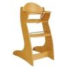 ROBA Hochstuhl Chair up + Kissen für Hochstuhl blau