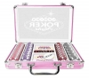 TACTIC Pokerset ProPoker 200 Jetons Ladies Poker
