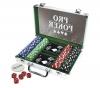 TACTIC Pokerset ProPoker 200 Jetons