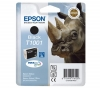 EPSON T1001 Tintenpatrone schwarz + Papier Goodway - 80 g/m2- A4 - 500 Blatt