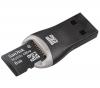 SANDISK Speicherkarte microSDHC Mobile Ultra 8 GB + USB-Lesegerät