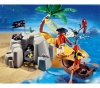 PLAYMOBIL 4139 KompaktSet Pirateninsel