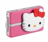 INGO HELLO KITTY - APN 5MPX + SD Speicherkarte 2 GB + Hülle für Digitalkamera Hello Kitty