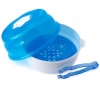 REER Desinfektionsgerät für die Mikrowelle + Quick Clean Mikrowellen-Beutel (5er Pack)
