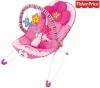 FISHER PRICE Babywippe pink + Spirale Sophie la Girafe + Sophie la girafe