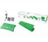 PLAYFECT 3-in-1 Set: Schutzhülle für Wii-Board + Matte + Akku