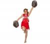 CATHASIA Pom Pom Girl Kostüm High School Musical - Größe 3-5 Jahre