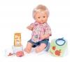 FAMOSA Nenuco Puppe Junge mit Haaren