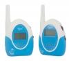 TIGEX Babyfon Pocket  + 4 LR03 (AAA) Alcaline Xtreme Power Batterien + 2 gratis + Multibuchsen-Verlängerungskabel 5 Buchsen - 1,5 m