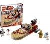 LEGO Star Wars - Luke's Landspeeder - 8092 + Star Wars - Rebel Trooper Battle Pack - 8083