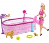 MATTEL Barbie - Hundebaby Schwimmschule