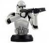 GENTLEGIANT Figur Clone Wars - Mini-Büste Obi Wan Kenobi + GADGETS - PARTY POPPER PLASTIQUE NOIR