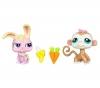 HASBRO Littlest Petshop - Petshop Duo Affe und Kaninchen 94849