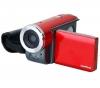 TEKNOFUN Camcorder rot + SD Speicherkarte 2 GB