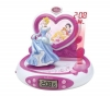LEXIBOOK Projektor-Radiowecker Disney Princess