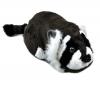 GIOCHI PREZIOSI Zhu Zhu Pets - Waldtiere: schwarz-weißer Iltis + ZhuZhu Pets - Bett/Decke - rosa + 4 LR03 (AAA) Alcaline Xtreme Power Batterien + 2 gratis
