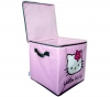 HELLO KITTY Kofferraumbox - Rosa (077407)