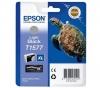 EPSON Tintenpatrone T1577 - grau