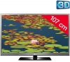 LG + 3D Plasma-Fernseher 42PW451 + Reinigungslösung 200 ml LCD-/LED- und Plasmabildschirme