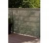 NORTENE Polyester-Sichtschutz 85% (1 x 5 m) - metall