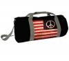 KOTHAI Sporttasche 20 cm Hippy Flag Schwarz