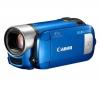 CANON LEGRIA FS406 - Camcorder - Breitbildformat - 800 Kpix - optischer Zoom: 37 x - unterstützter Speicher: SD, SDXC, SDHC - Flash-Karte - Silber