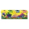 PLAY-DOH 4 pots pâte à modeler couleurs vives Play-Doh